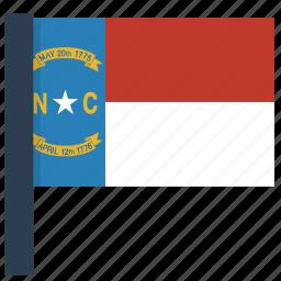 carolina, north icon