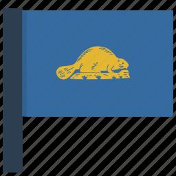 oregon, reverse icon
