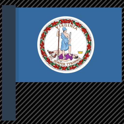 virginia icon