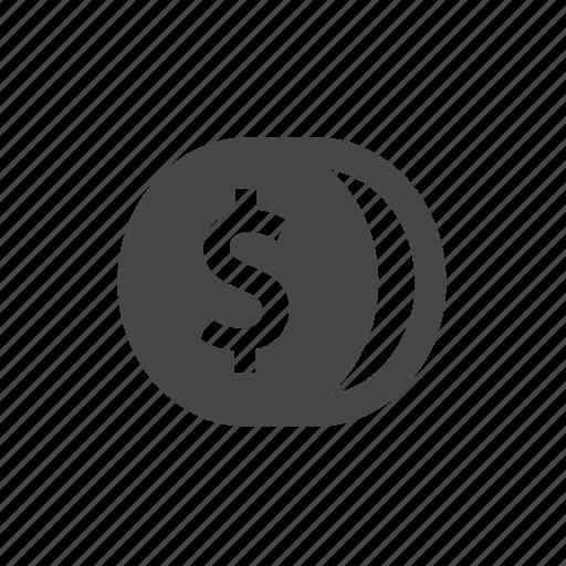 coin, dollar, usa icon