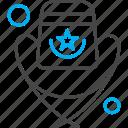line, usa icon