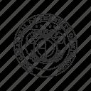 america, missouri, seal, state, state seal, state symbol, usa icon