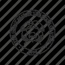america, seal, state, state seal, state symbol, usa, utah icon