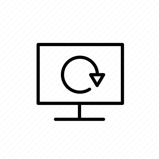 computer, design, desktop, prototype, prototype test, testing icon