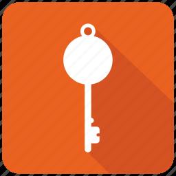 app, hotel, key, realty, room icon