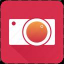 app, camera, photo, shot icon