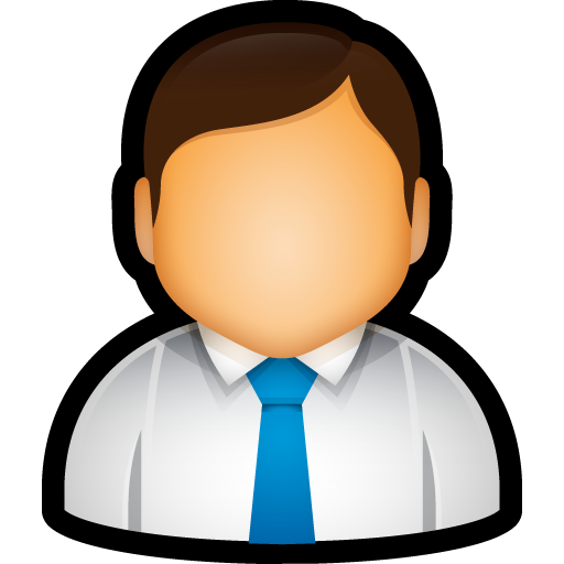 Administrator, executive, manager, tie, user icon - Free download