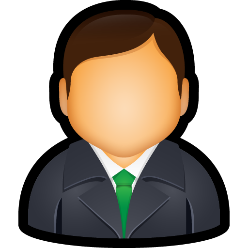 Account, administrator, executive, manager, user icon - Free download