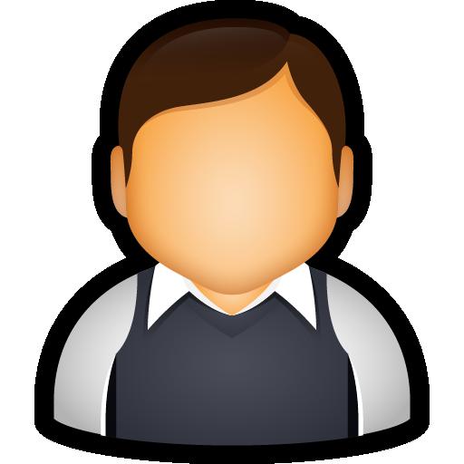 account, preppy, profile, student, user icon