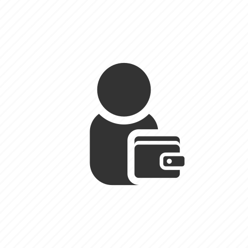 account, avatar, money, person, savings, user icon