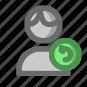 account, male, man, profile, reload, user