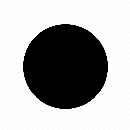 background, circle, color, disc, fill, round icon