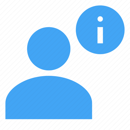 avatar, business, human, information, male, user icon