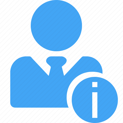 avatar, business, information, male, manager, profile, user icon