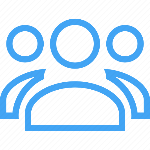 avatar, group, human, people, users icon
