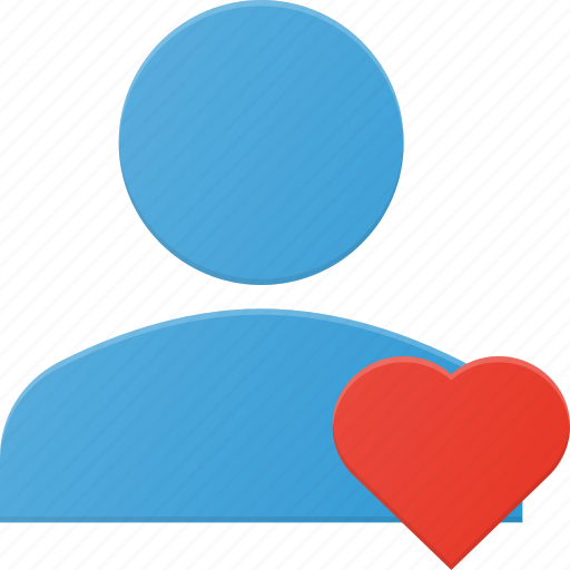 action, favorite, heart, people, rate, user icon
