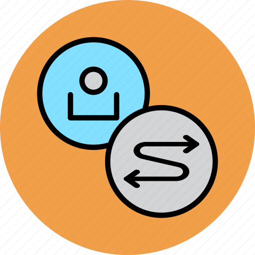 account, connect, employee, merge, services, user icon
