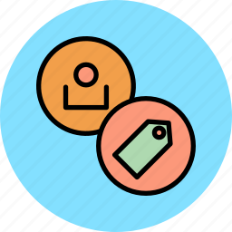account, customer, fee, plan, price, resource, user icon