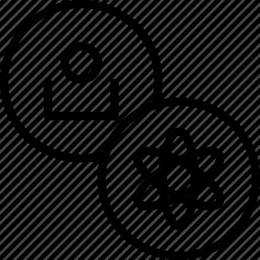 account, analysis, customer, idea, profile, research, user icon