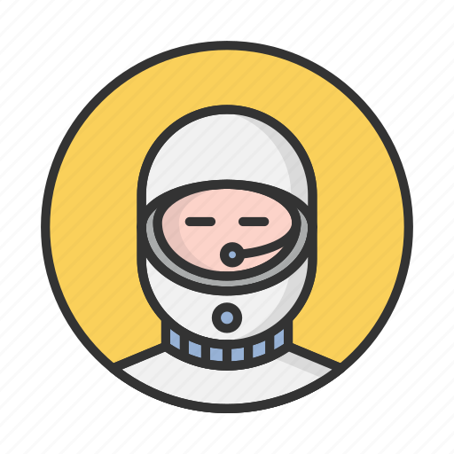 Account, astronaut, avatar, person, profile, user icon - Download on Iconfinder