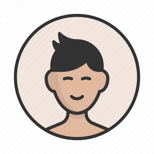 Account, avatar, boy, person, profile, user icon - Download on Iconfinder