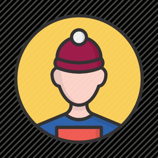 account, avatar, boy, person, profile, user icon
