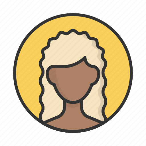 Account, avatar, person, profile, user, woman icon - Download on Iconfinder