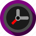alarm, alert, clock, measurement, schedule, stopwatch, timer icon