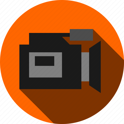 audio, camera, film, multimedia, recording, sound, video icon