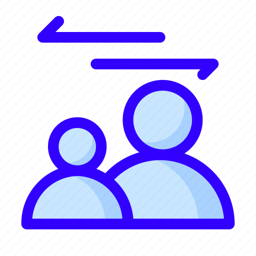 chating, connection, transaction, user icon