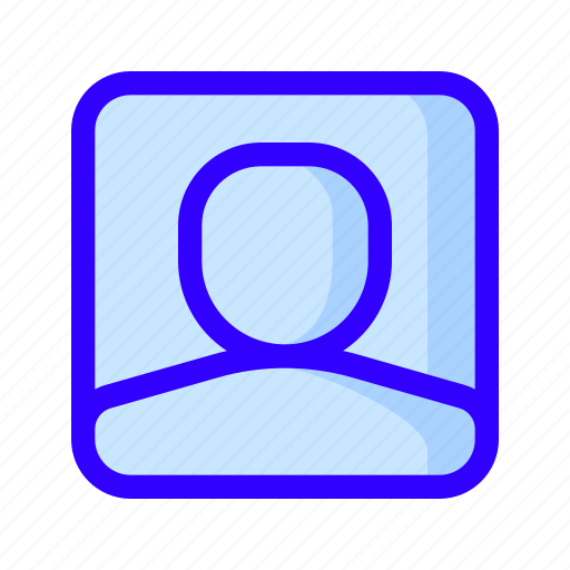 people, profile, user icon