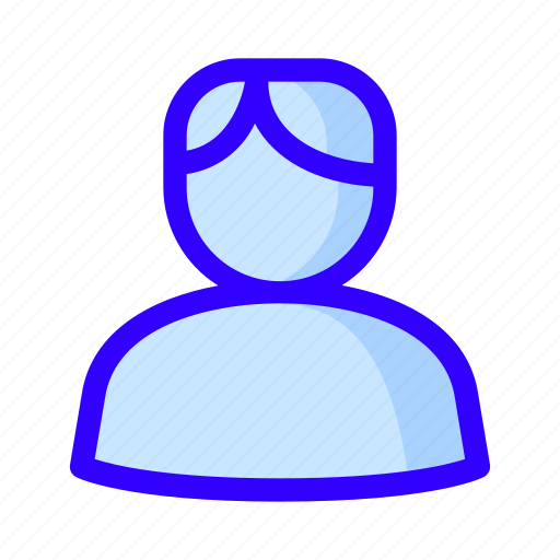 male, people, profile, user icon
