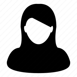 avatar, girl, person, profile, user, woman icon