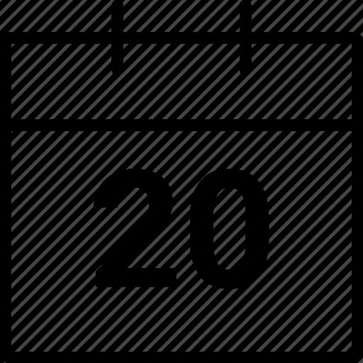 calendar, date, essential, interaction, interface, schedule, user icon