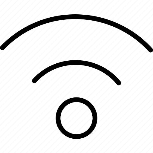 connection, internet, network, server, social, wifi, wireless icon