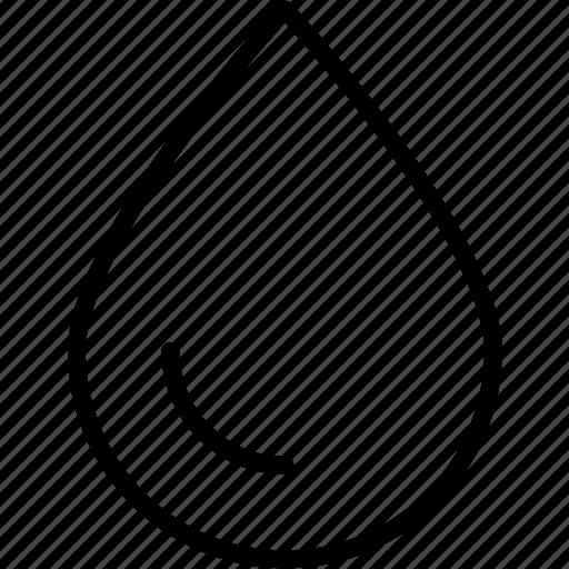 blob, drink, drop, droplets, rain, water icon