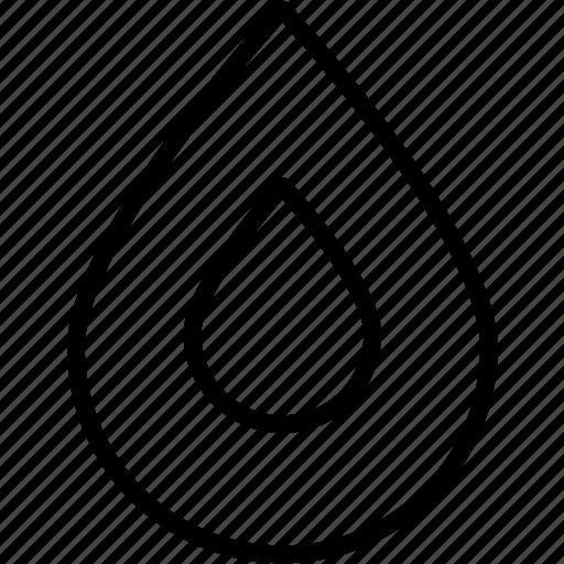 blob, drink, drop, droplets, ocean, sea, water icon