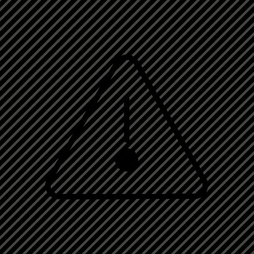 alert, attention, caution, error, ui icon