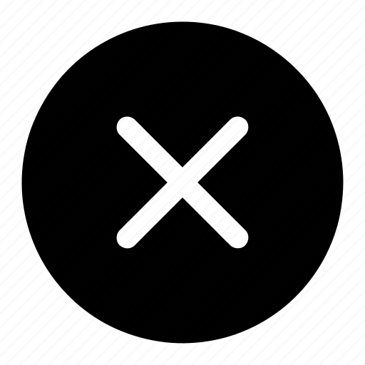 Cancel, close, cross, delete, remove, stop, trash icon - Download on Iconfinder