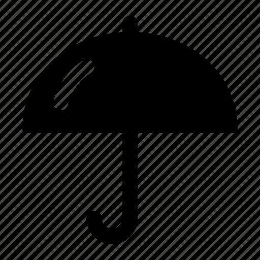 protect, protection, rain, secure, security, umbrella icon