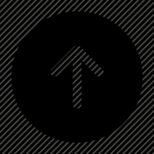 arrow, arrows, direction, move, navigation, up icon