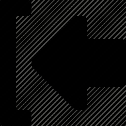 arrow, import, withdraw icon
