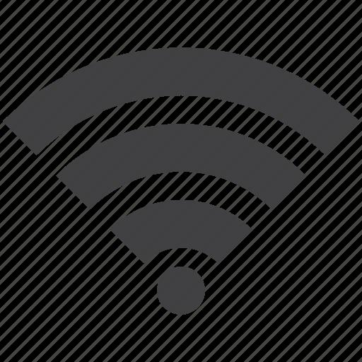 Internet, signal, wifi, wireless icon - Download on Iconfinder