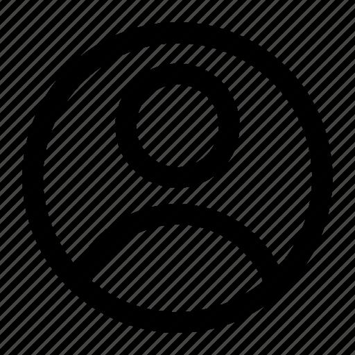 avatar, man, people, person, profile icon