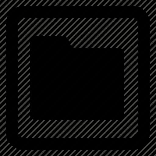document, file, files, folder icon icon