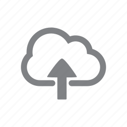 cloud, network, up, upload icon