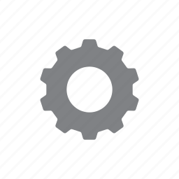 configuration, gear, settings, ui icon