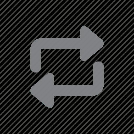 arrow, arrows, reload, restart, sync icon