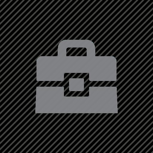 briefcase, menu, portfolio, suitcase icon