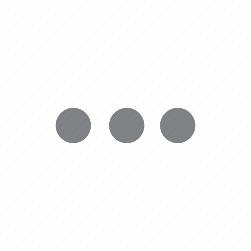align, dots, list, menu, process icon